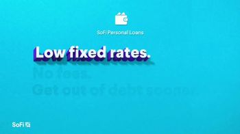SoFi TV Spot, 'Get Your Money Right: Personal Loans' Song by Labrinth - Thumbnail 7