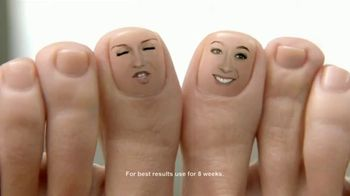 Kerasal Fungal Nail Renewal TV Spot, 'Toe Talk: Two Days' - Thumbnail 2