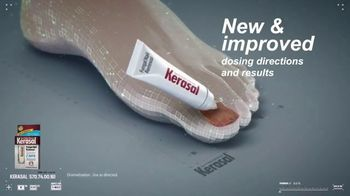 Kerasal Fungal Nail Renewal TV Spot, 'Toe Talk: Two Days' - Thumbnail 3