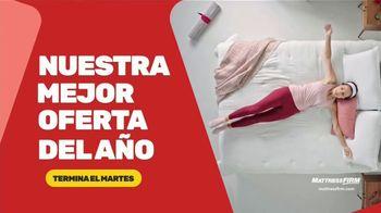 Mattress Firm Venta del Día de los Presidentes TV Spot, 'Termina pronto' [Spanish] - Thumbnail 7
