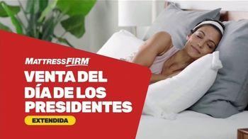Mattress Firm Venta del Día de los Presidentes TV Spot, 'Termina pronto' [Spanish] - Thumbnail 1