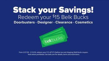Belk Spring Fashion Sale TV Spot, 'Women's Suits and Belk Bucks' - Thumbnail 6