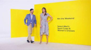 Belk Spring Fashion Sale TV Spot, 'Women's Suits and Belk Bucks' - Thumbnail 7