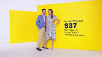 Belk Spring Fashion Sale TV Spot, 'Women's Suits and Belk Bucks'