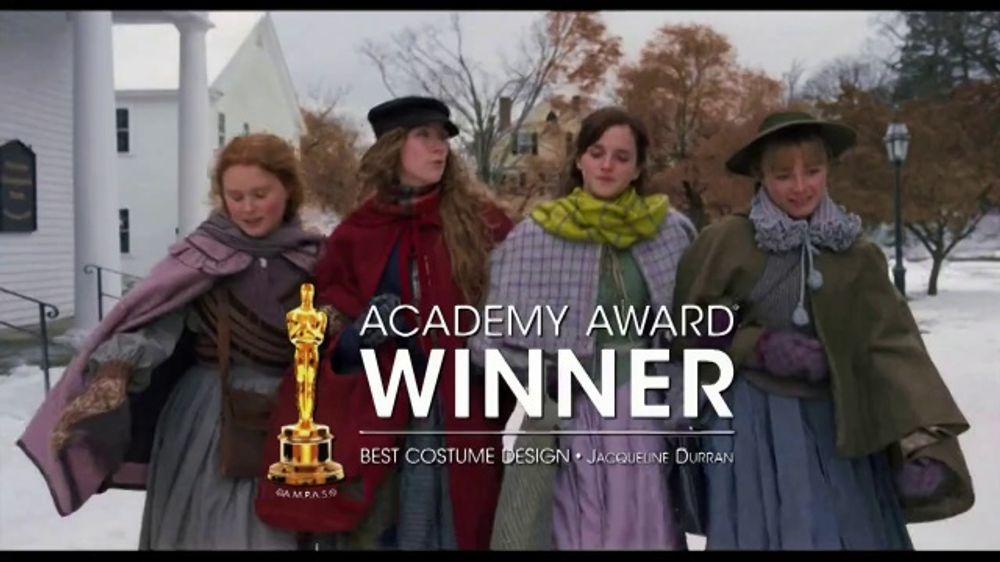 Little Women Home Entertainment TV Spot