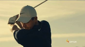 Optum TV Spot, 'Rory's Performance' Featuring Rory McIlroy - Thumbnail 9