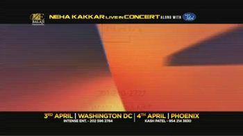 Neha Kakkar TV Spot, '2020 Toronto & Alabama' - Thumbnail 1