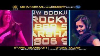 Neha Kakkar TV Spot, '2020 Toronto & Alabama' - Thumbnail 10