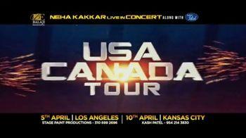 Neha Kakkar TV Spot, '2020 Toronto & Alabama' - Thumbnail 8