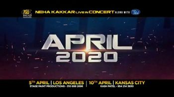 Neha Kakkar TV Spot, '2020 Toronto & Alabama' - Thumbnail 9