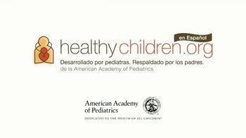 American Academy of Pediatrics TV Spot, 'Rutina antes de acostarse' [Spanish] - Thumbnail 8