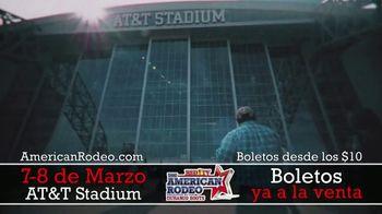 The American Rodeo TV Spot, '2020 Dallas: AT&T Stadium' [Spanish] - Thumbnail 1