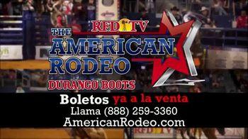 The American Rodeo TV Spot, '2020 Dallas: AT&T Stadium' [Spanish] - Thumbnail 8