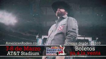 The American Rodeo TV Spot, '2020 Dallas: AT&T Stadium' [Spanish] - Thumbnail 3