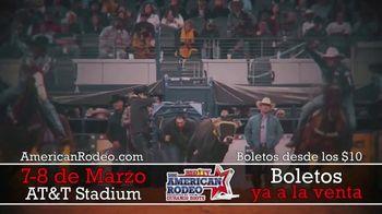 The American Rodeo TV Spot, '2020 Dallas: AT&T Stadium' [Spanish] - Thumbnail 4