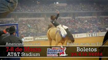 The American Rodeo TV Spot, '2020 Dallas: AT&T Stadium' [Spanish] - Thumbnail 6