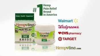 Hempvana Pain Relief Cream TV Spot, 'Top Selling Pain Relief Cream' - Thumbnail 8