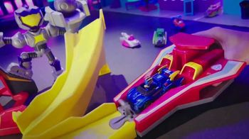 PAW Patrol True Metal Mighty Meteor Track Set TV Spot, 'Ride the Lightning' - Thumbnail 2
