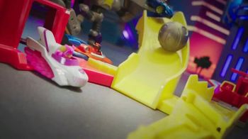 PAW Patrol True Metal Mighty Meteor Track Set TV Spot, 'Ride the Lightning' - Thumbnail 7