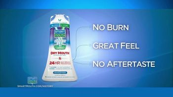 Smart Mouth Dry Mouth Activated Mouthwash TV Spot, 'Common Problem' - Thumbnail 2