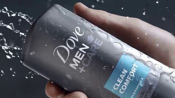 Dove Men+Care Body Wash Clean Comfort TV Spot, 'Fuerte' [Spanish] - Thumbnail 7