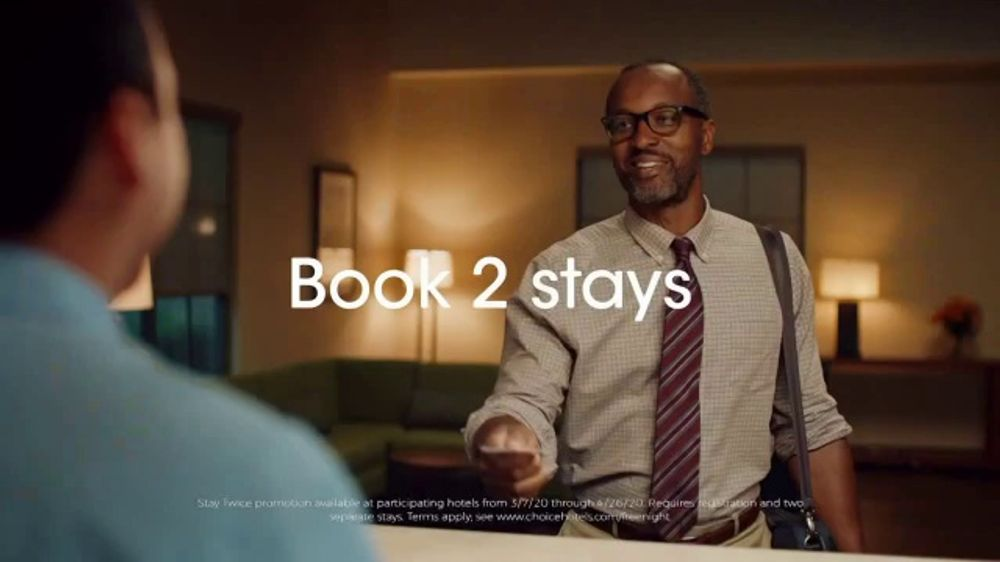 Choice Hotels TV Commercial, 'Spring: Earn a Free Night'