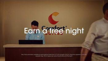 Choice Hotels TV Spot, 'Spring: Earn a Free Night' - Thumbnail 6