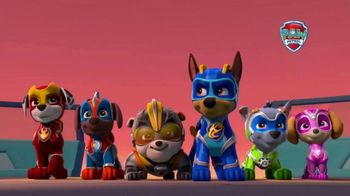 PAW Patrol Mighty Pups Charged Up Chase's Hovercraft TV Spot, 'Save the World' - Thumbnail 1