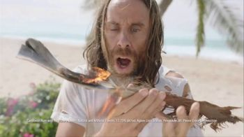 RumChata Limón TV Spot, 'The Castaway and the RumChata Fairy'