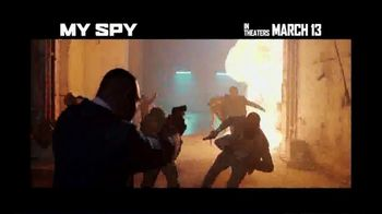 My Spy - Alternate Trailer 11