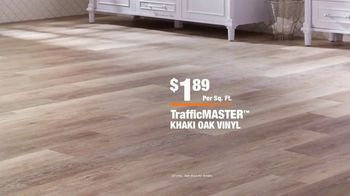 The Home Depot TV Spot, 'Unexpected: Vinyl and Laminate Flooring' - Thumbnail 7
