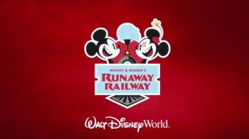 Mickey & Minnie's Runaway Railway TV Spot, 'Mouse Rules Apply'