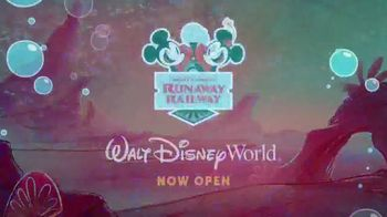 Mickey & Minnie's Runaway Railway TV Spot, 'Mouse Rules Apply' - Thumbnail 9