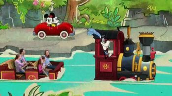 Mickey & Minnie's Runaway Railway TV Spot, 'Mouse Rules Apply' - Thumbnail 3