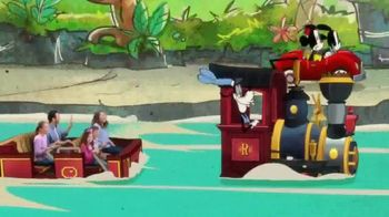Mickey & Minnie's Runaway Railway TV Spot, 'Mouse Rules Apply' - Thumbnail 4