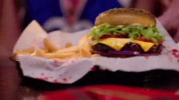 Red Robin Donatos Pizza TV Spot, 'More to Crave' - Thumbnail 2