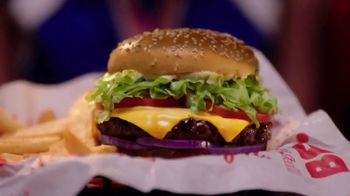Red Robin Donatos Pizza TV Spot, 'More to Crave' - Thumbnail 3