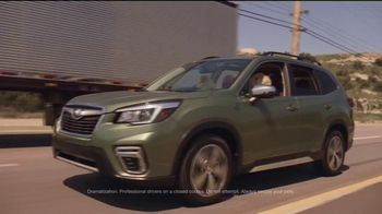 Subaru A Lot to Love Event TV Spot, 'Dog Tested: Honk' [T2] - Thumbnail 1