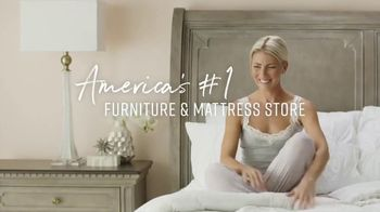 Ashley HomeStore 75th Anniversary Mattress Sale TV Spot, 'King for Twin' Song by Midnight Riot - Thumbnail 5