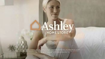Ashley HomeStore 75th Anniversary Mattress Sale TV Spot, 'King for Twin' Song by Midnight Riot - Thumbnail 6