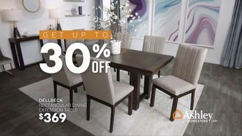 Ashley HomeStore 75th Anniversary Sale TV Spot, '30 Percent Off' Song by Midnight Riot - Thumbnail 5