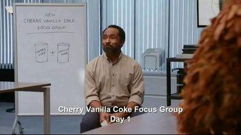Coca-Cola Cherry Vanilla TV Spot, 'Focus Group' - Thumbnail 1