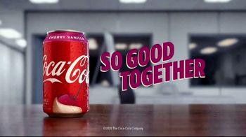 Coca-Cola Cherry Vanilla TV Spot, 'Focus Group' - Thumbnail 10
