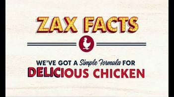 Zaxby's TV Spot, 'Zax Facts: Simple Formula' - Thumbnail 2