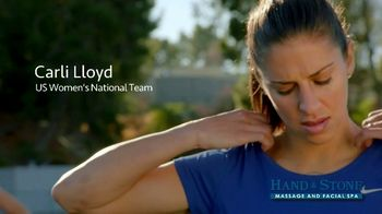 Hand and Stone TV Spot, 'Overtime' Featuring Carli Lloyd - Thumbnail 1
