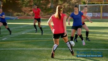 Hand and Stone TV Spot, 'Overtime' Featuring Carli Lloyd
