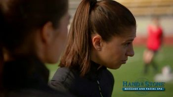 Hand and Stone TV Spot, 'Overtime' Featuring Carli Lloyd - Thumbnail 2