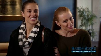 Hand and Stone TV Spot, 'Overtime' Featuring Carli Lloyd - Thumbnail 3