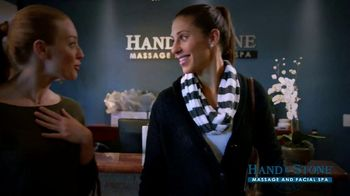 Hand and Stone TV Spot, 'Overtime' Featuring Carli Lloyd - Thumbnail 4