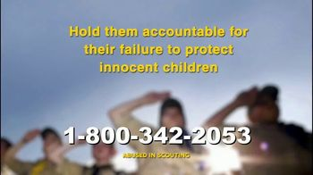 AVA Law Group, Inc TV Spot, 'Abused in Scouting: Bankruptcy' - Thumbnail 9